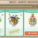 Event coins decreased for no reason