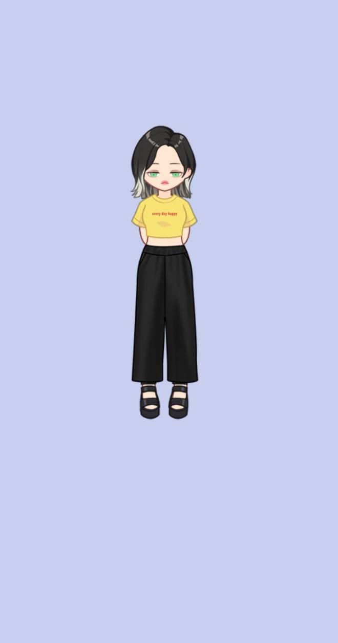 MYIDOL_GLOBAL_COMUUNITY: MYIDOL_PHOTO - my Chae-yeong is sad :( image 2