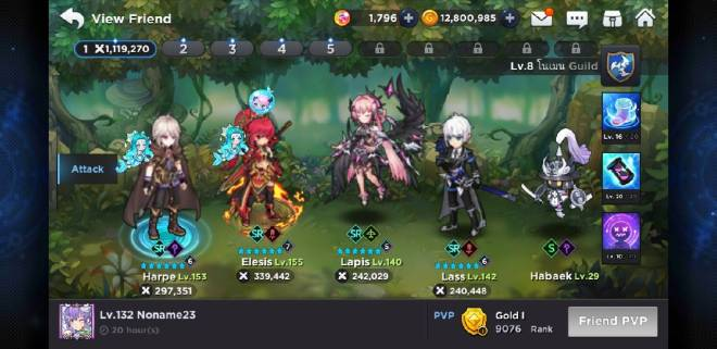GrandChase - GLOBAL EN: Suggestions & Bug Reporting - Cheater image 4