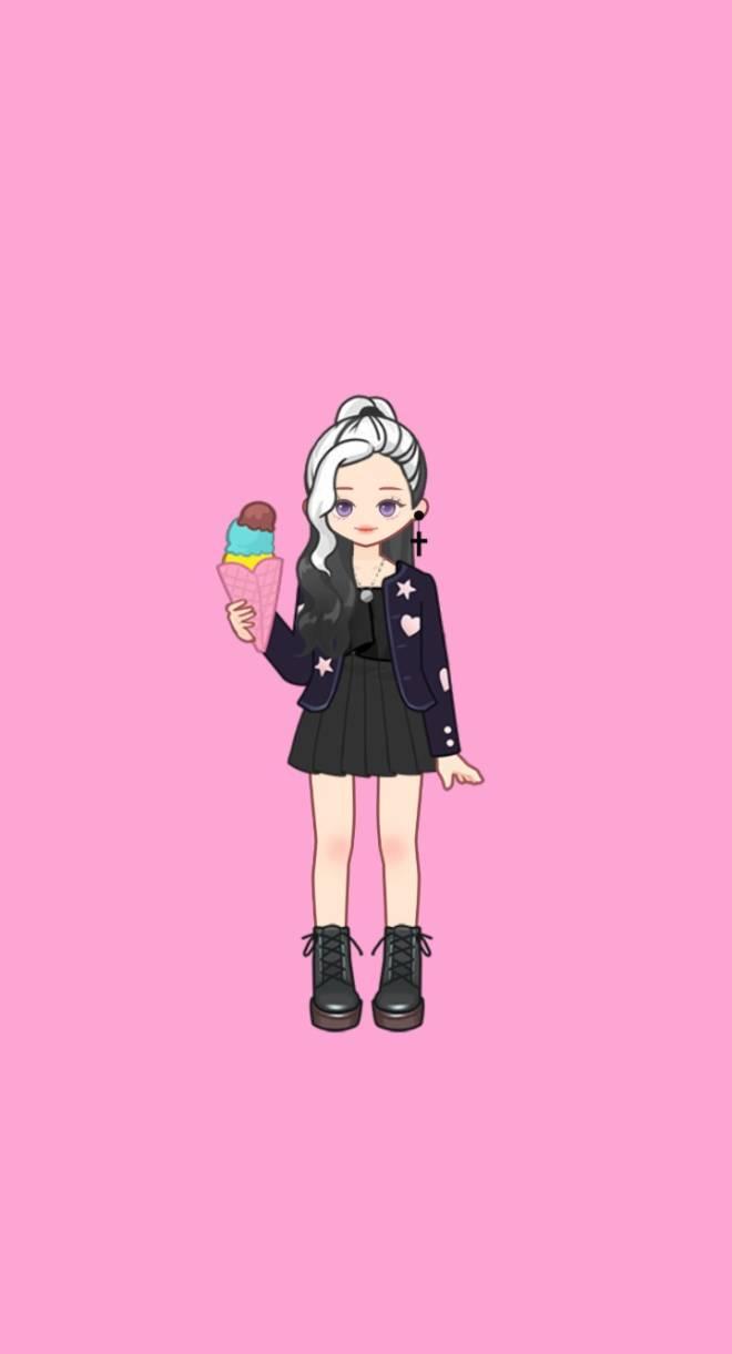 MYIDOL_GLOBAL_COMUUNITY: MYIDOL_PHOTO - Ice cream image 2