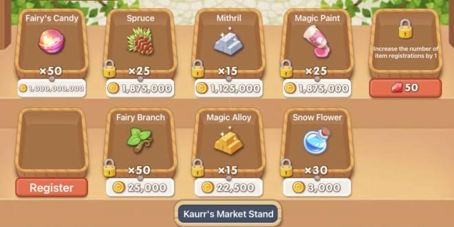 My Secret Bistro: ● Open Forum - Buy candies take all [ IGN: Kaurr ] ❗SOLD❗ image 2