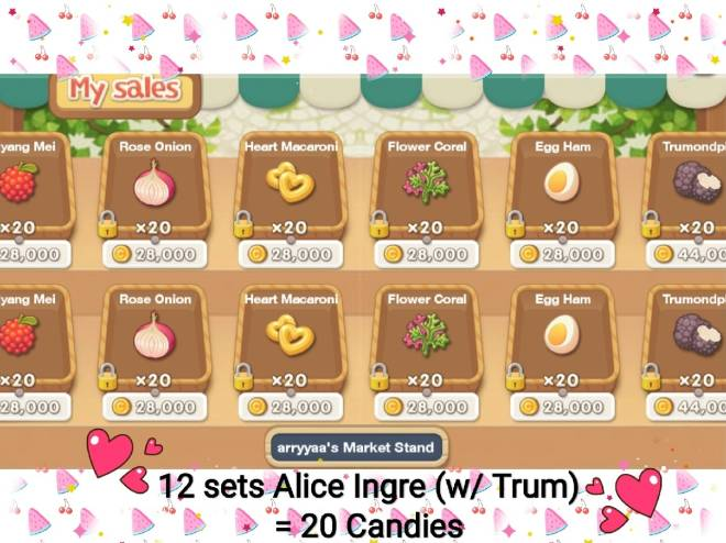 My Secret Bistro: ● Open Forum - 🌟 Selling Ingredients with Spices 🌟 image 2