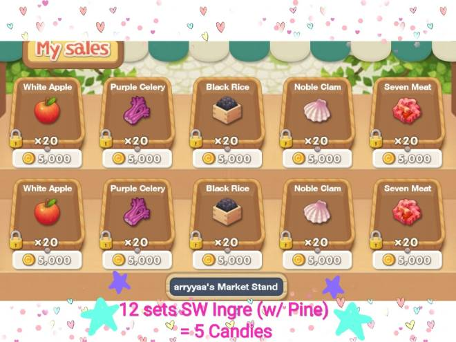 My Secret Bistro: ● Open Forum - 🌟 Selling Ingredients with Spices 🌟 image 5
