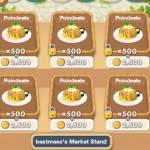 10 set Potions and Dishes for your Coins
